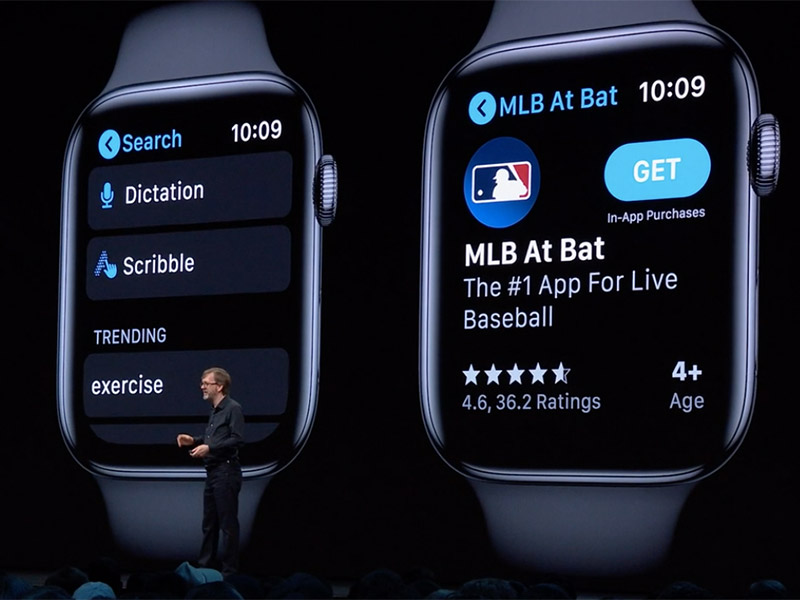 watchOS is finally getting its own App Store.