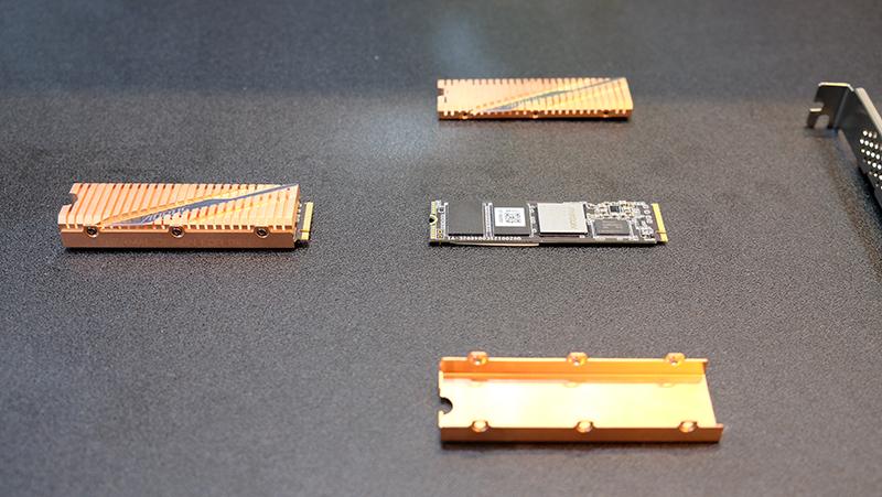 Aorus NVMe Gen4 SSD