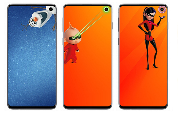 These Official Disney Wallpapers For The Galaxy S10 Are Adorable And Free To Download Hardwarezone Com Sg