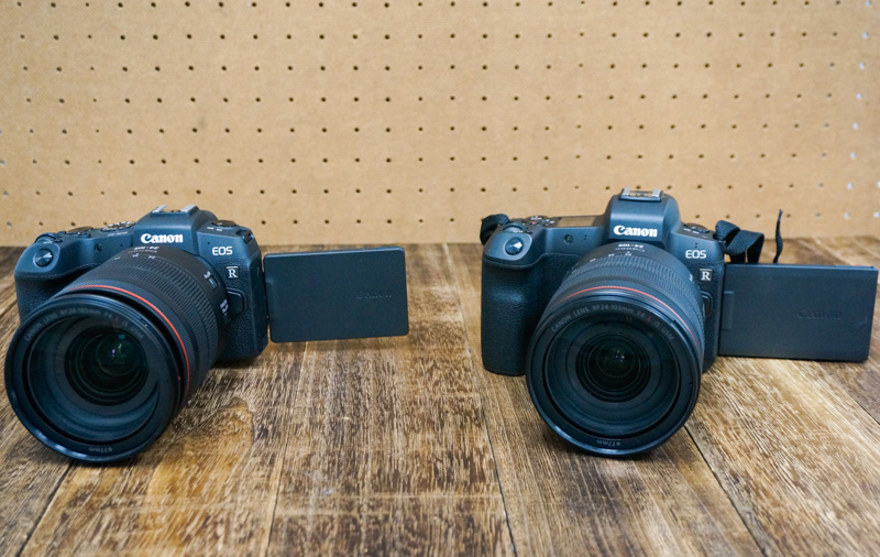 Canon S Eos Rp Vs Eos R Imaging Performance Compared