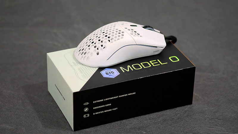 Glorious Model O gaming mouse review: Simply glorious
