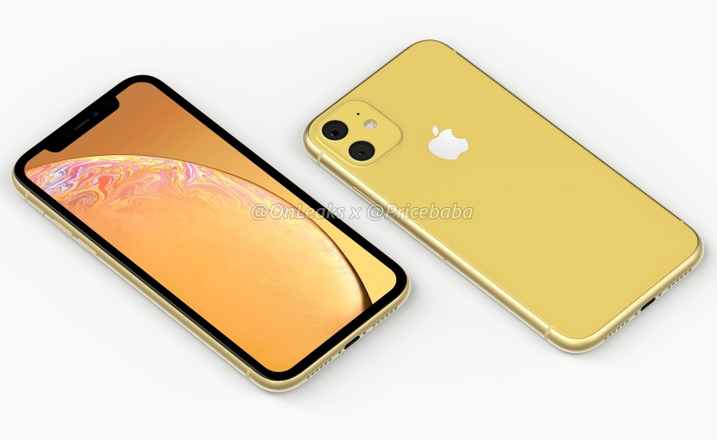 The iPhone XR 2019 is expected to come with two rear cameras.