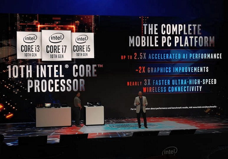 Intel's new 10th Gen Core CPUs will take laptops to the next