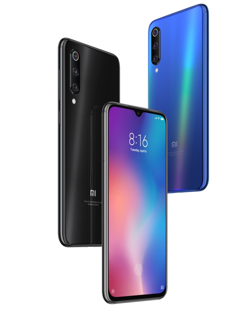 The Xiaomi Mi 9 SE (6GB RAM + 128GB internal storage space) is priced at S$499.