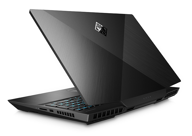 HP updates its Omen 15 and 17 laptops with thinner designs and