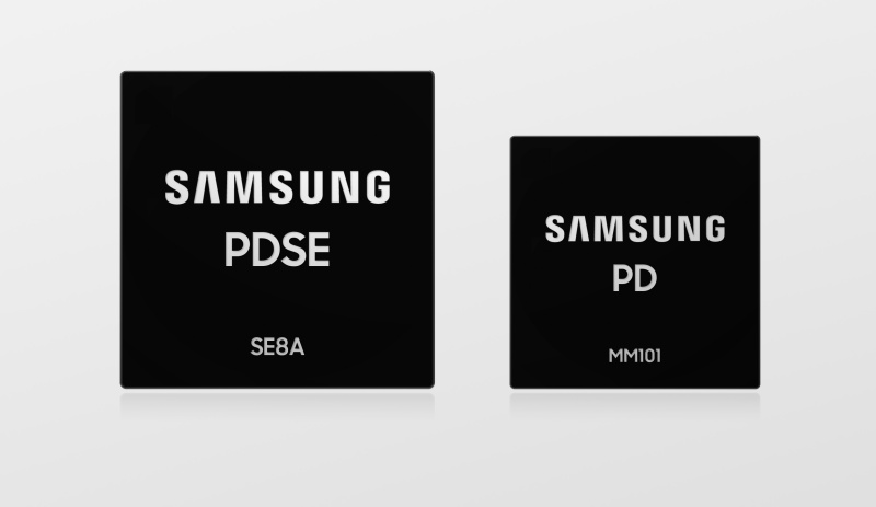 Samsung's new USB Type-C power delivery (PD) controllers. <br>Image source: Samsung