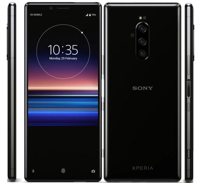 The Sony Xperia 1.