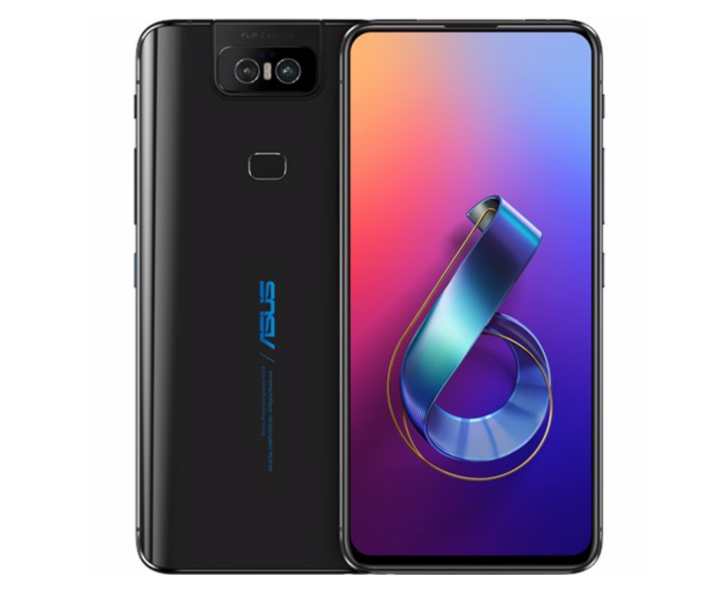 The ASUS ZenFone 6. <br>Image source: ASUS