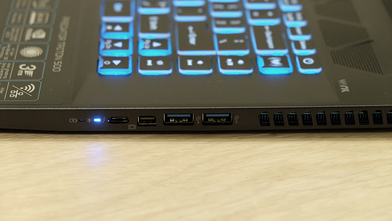 A closer look : Acer Predator Triton 500 review: A solid and sleek