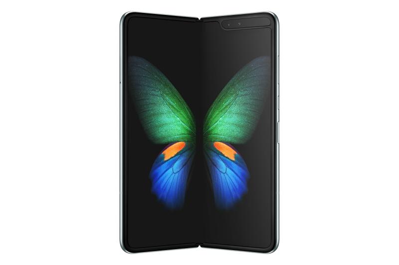 The Samsung Galaxy Fold. <br>Image source: Samsung