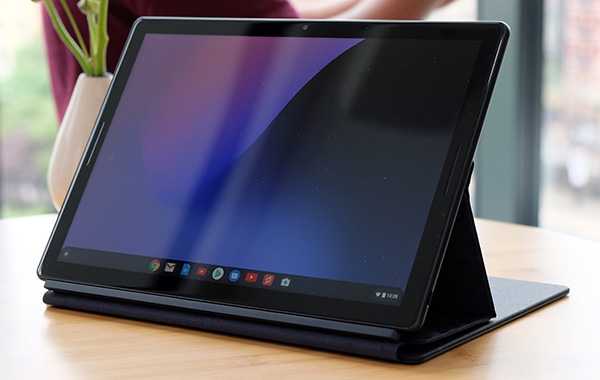 The Pixel Slate was launched last October.