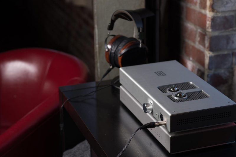 Headphone amplifiers let you extract every ounce of performance from your headphone, which is crucial if you already invested a good pair of headphone. (Image source: Schiit)