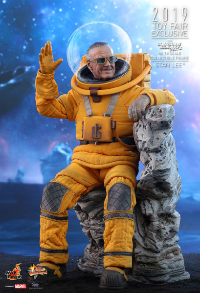 Hot Toys Stan Lee Guardians of the Galaxy Vol. 2. (Stan Lee)