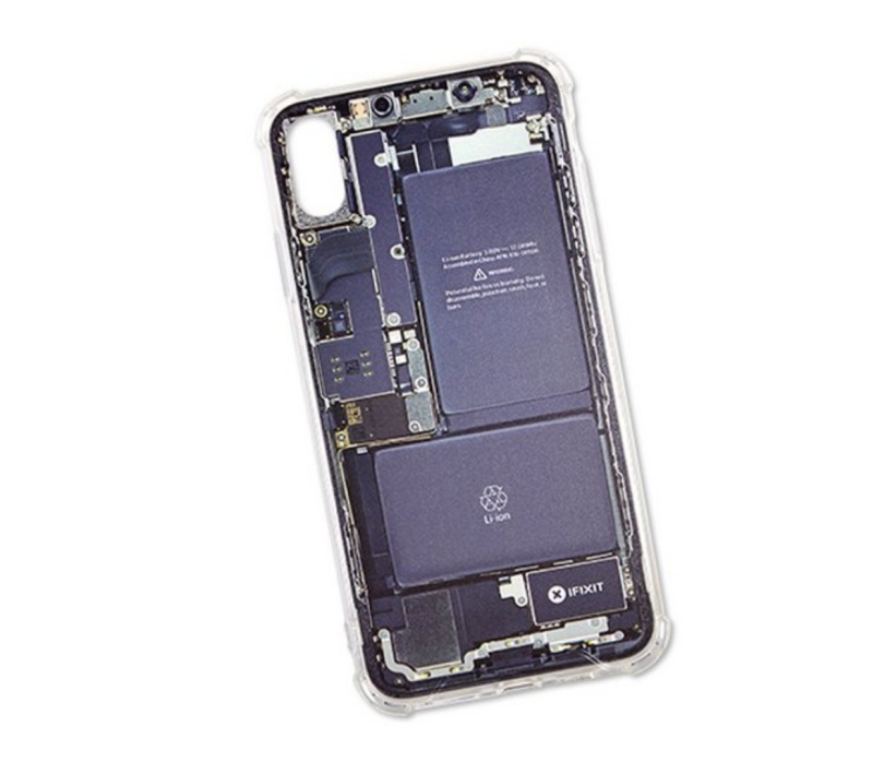 iFixit Insight Color Case for the iPhone. <br>Image source: iFixit
