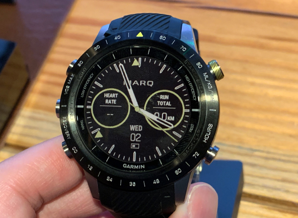 The Garmin MARQ Athlete.