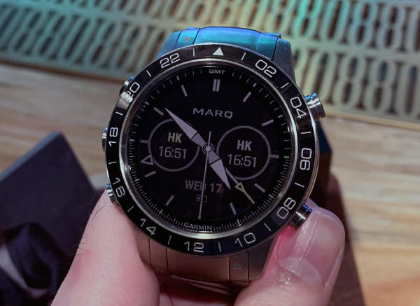 The Garmin MARQ Aviator.