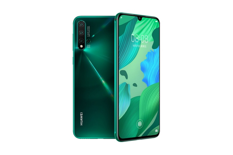 The Huawei Nova 5 series.