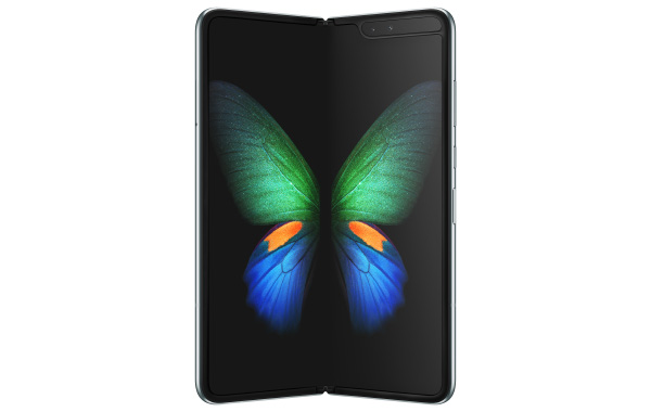 The Samsung Galaxy Fold (Image source: Samsung)
