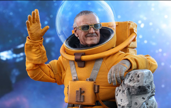 Hot Toys Stan Lee Guardians of the Galaxy Vol. 2 (Image source: Hot Toys)