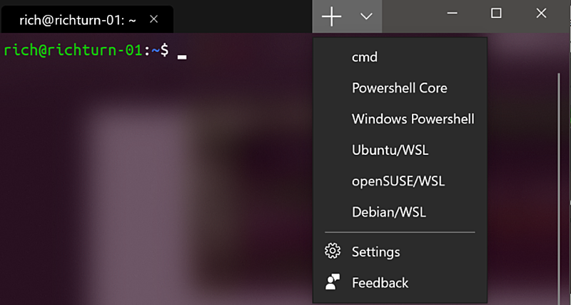 Multiple tabs support (Image source: Microsoft)