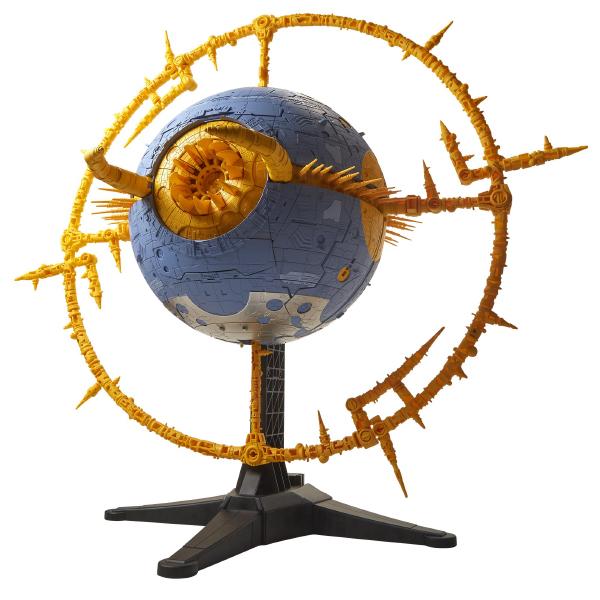 Unicron in planet mode. (Image source: Hasbro)