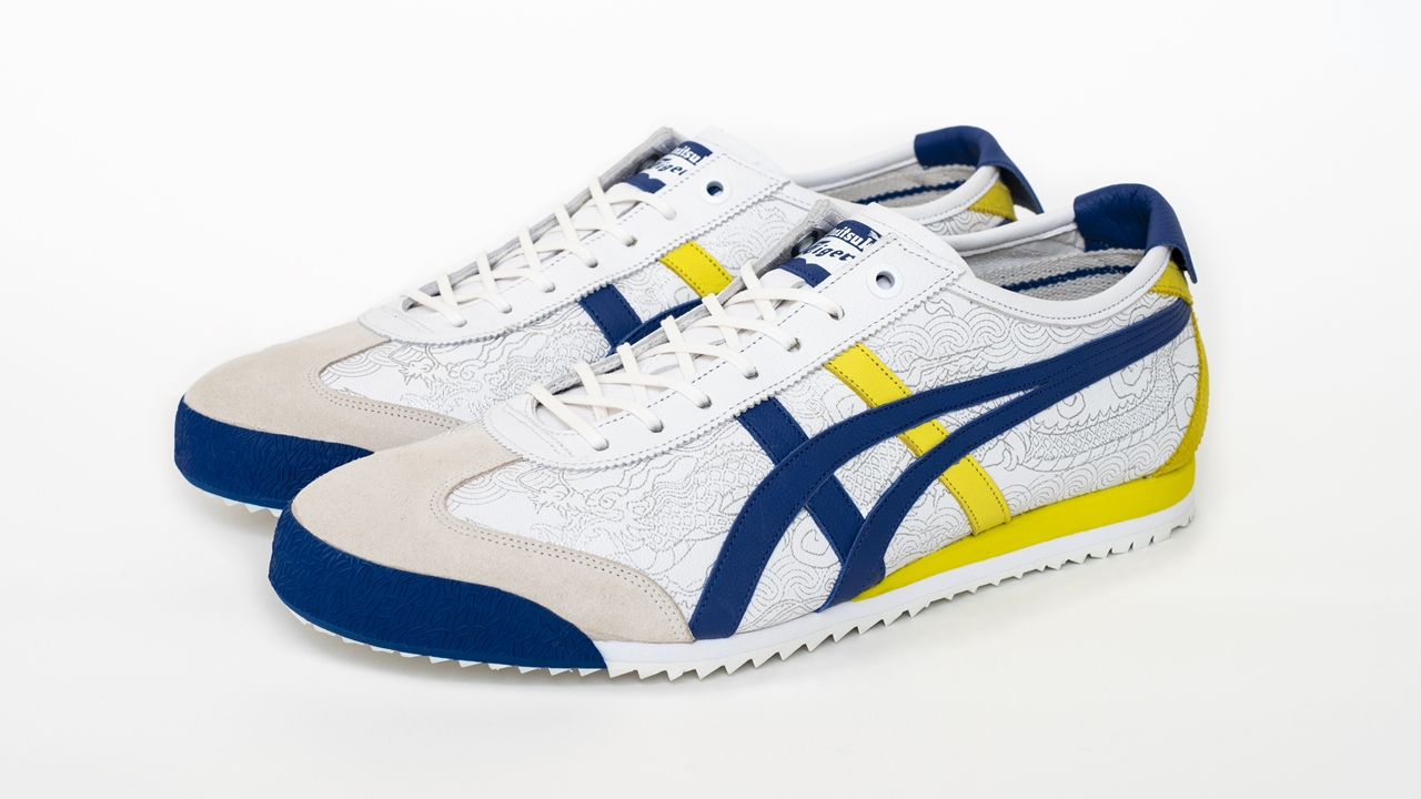 separation shoes dc533 0ab6d Onitsuka Tiger reveals exclusive Street Fighter inspired ...