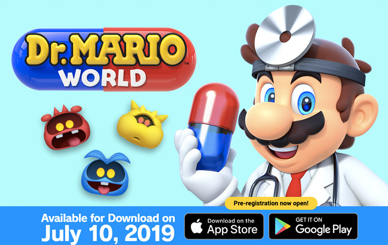 Dr  Mario World is now available on iOS and Android