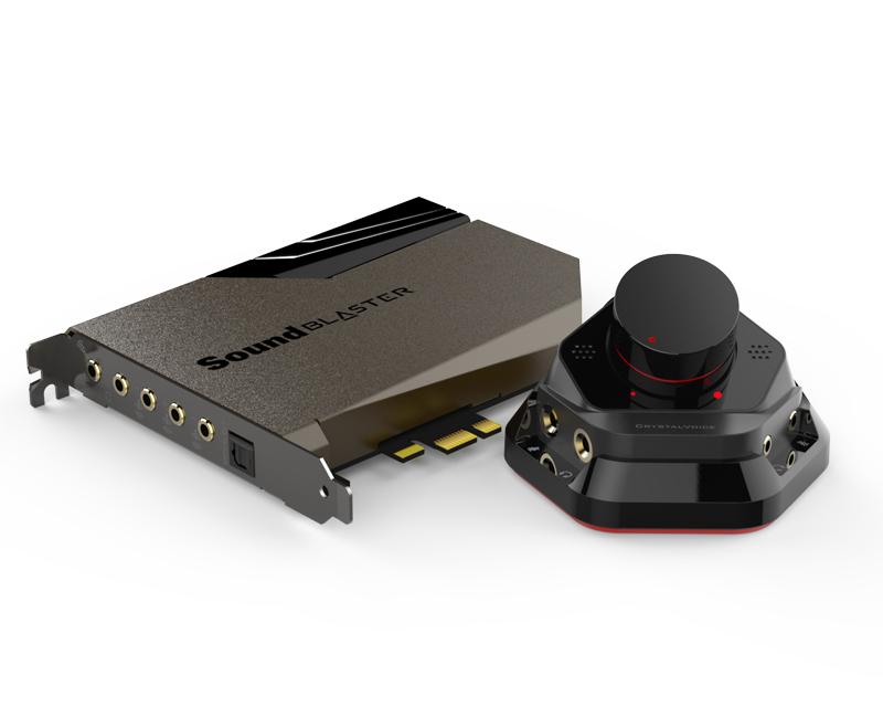Creative Sound Blaster AE-7 (Image source: Creative)