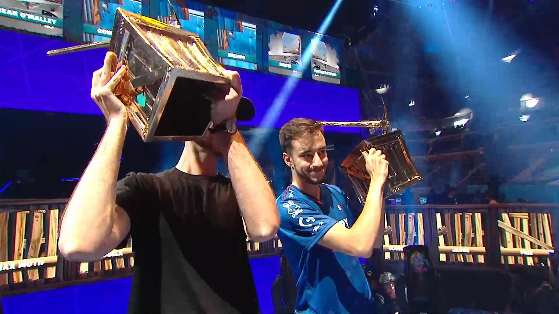 Rl Grime And Airwaks Win The Inaugural Fortnite World Cup