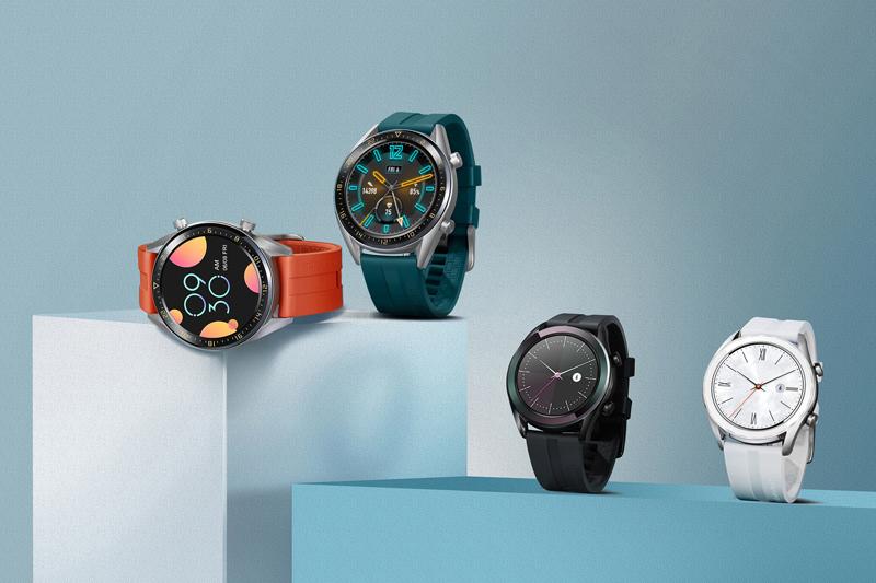 Huawei Watch GT series (Image source: Huawei)