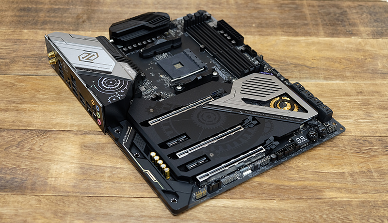 This may be ASRock's most premium Taichi board yet.