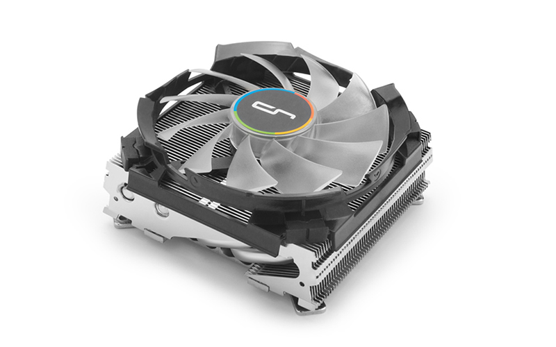 Cryorig C7 RGB. (Image Source: Cryorig)