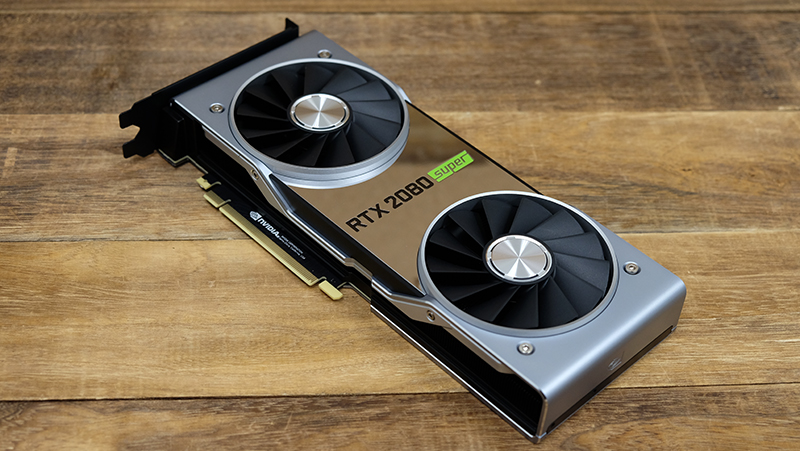 Conclusion : NVIDIA GeForce RTX 2080 Super Founders Edition