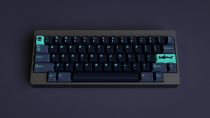 GMK Hammerhead. (Image Source: Janglad via geekhack)