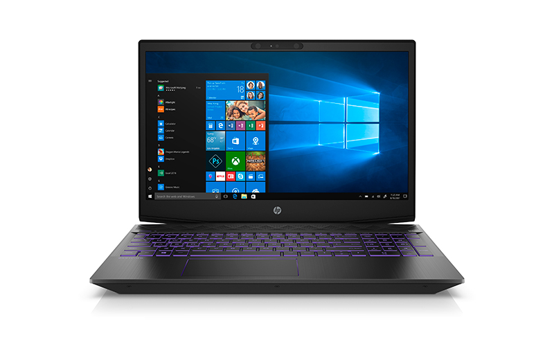 HP Pavilion Gaming 15 in Ultraviolet