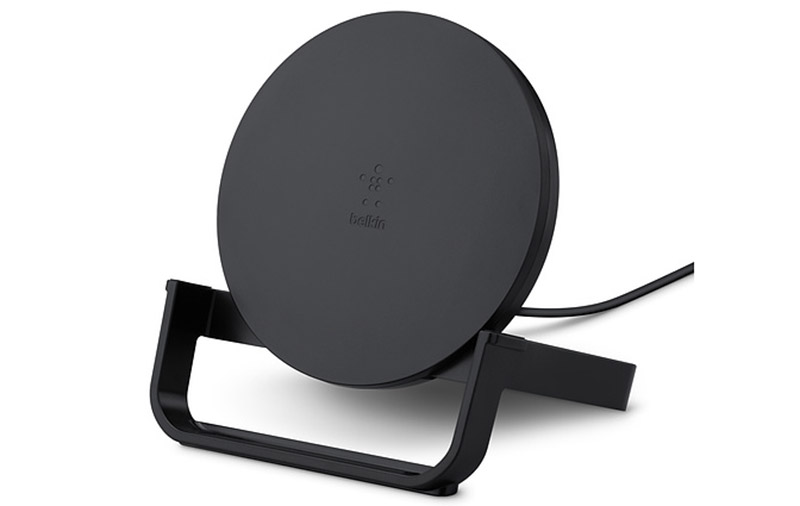 Belkin Boost Up Charge Wireless Charging Stand. (Image: Apple Store.)