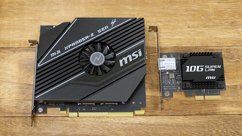MSI MEG X570 Godlike