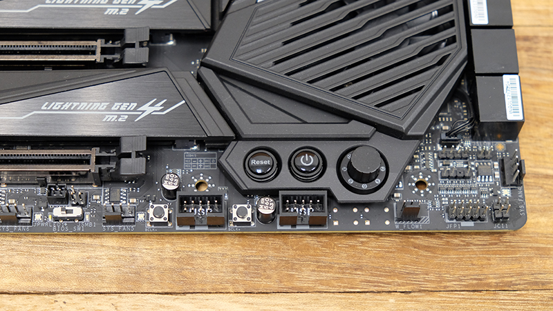 The Game Boost knob tries to give you a hassle-free way to overclock your processor.