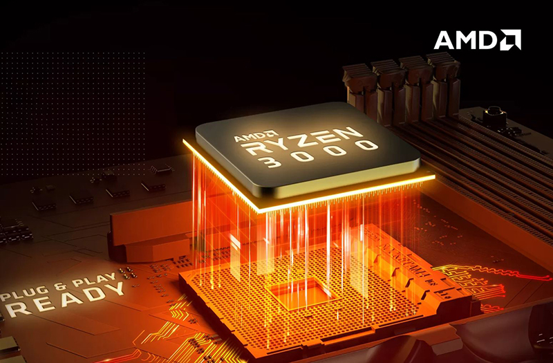 AMD says its Ryzen 3000 CPUs don't feature a lot of manual OC
