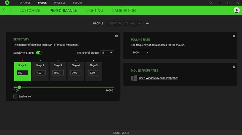 Razer Viper review: Look Ma, no holes! - HardwareZone com sg