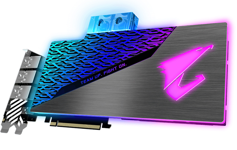 Aorus GeForce RTX 2080 Super WaterForce WB 8G