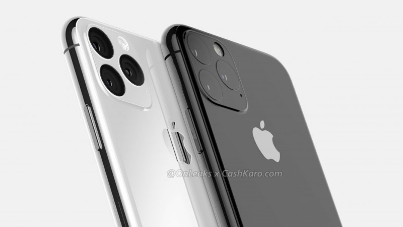 It would be a huge surprise if this year's flagship iPhones didn't have three cameras.