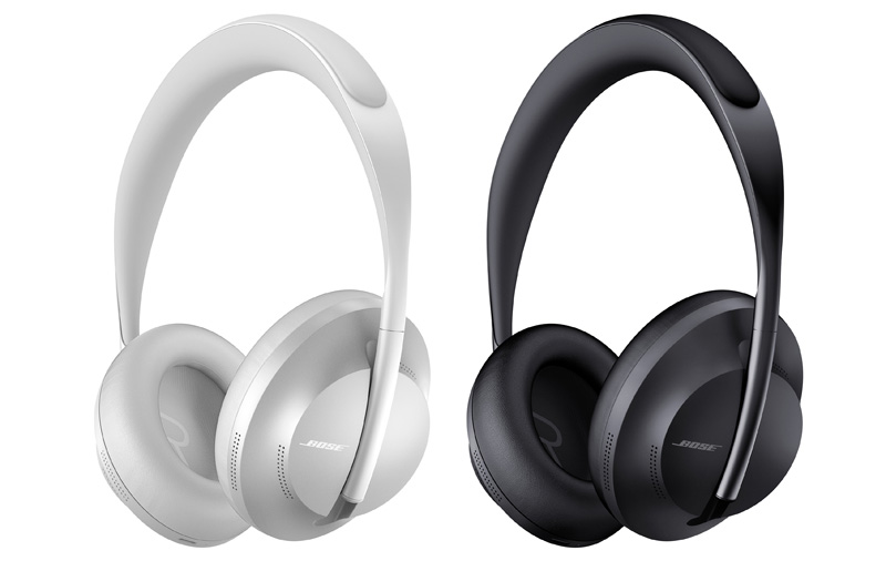 The headphone will be available in silver or black, but silver is going to be launched later.