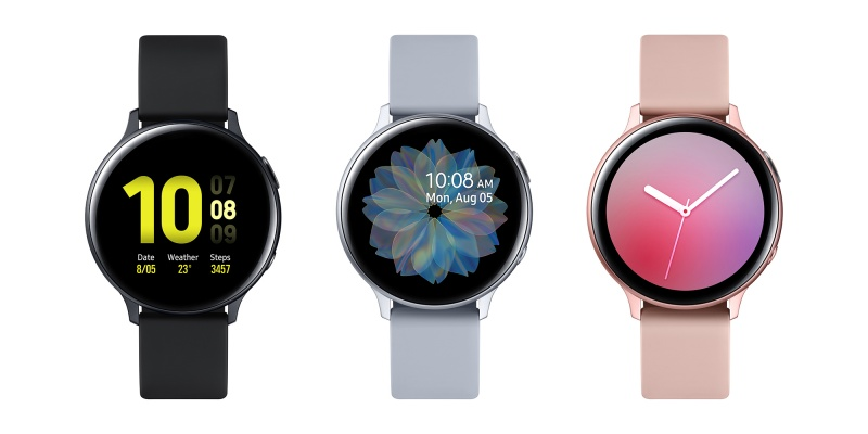 The Samsung Galaxy Watch Active 2.