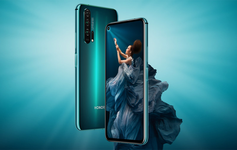 Honor 20 Pro. (Image: Honor.)