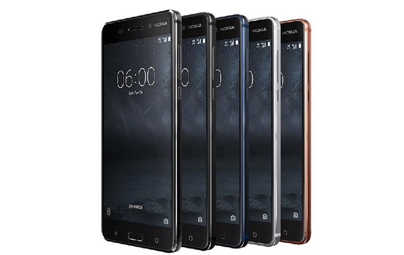 Nokia 6. (Image: Nokia.)