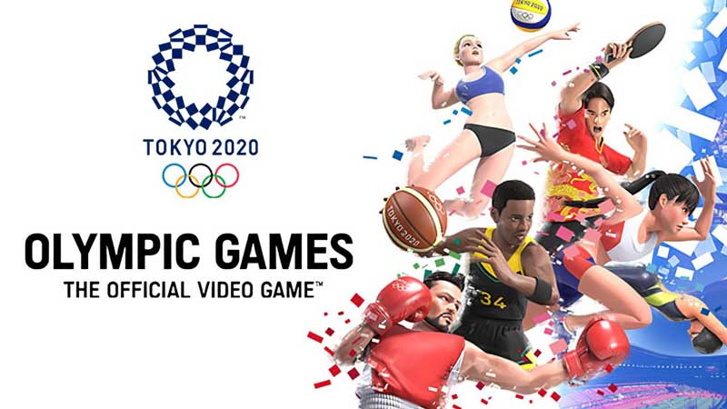 Tokyo 2020 Olympic Games: The Official Video Game is published by Sega
