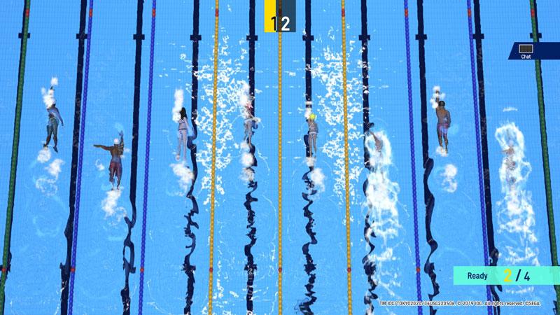 Much like a pool, it's pretty shallow fun.