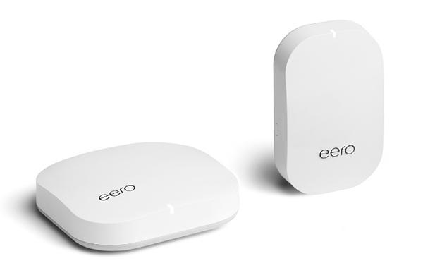 The new Eero router from Amazon. (Image source: Amazon)
