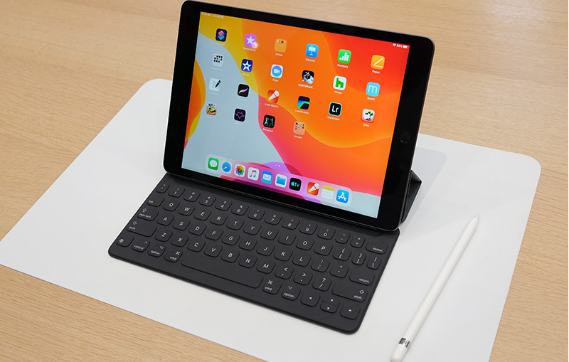 You can now use a Smart Keyboard with Apple's most affordable iPad.